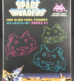 Space Invaders, Vinyl Figures, Series 1, Blind Box
