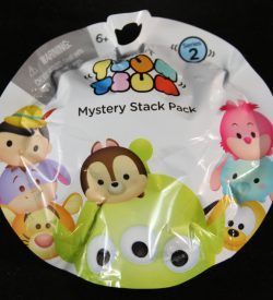 Disney, Tsum Tsum, Series 2, Mystery Stack Pack