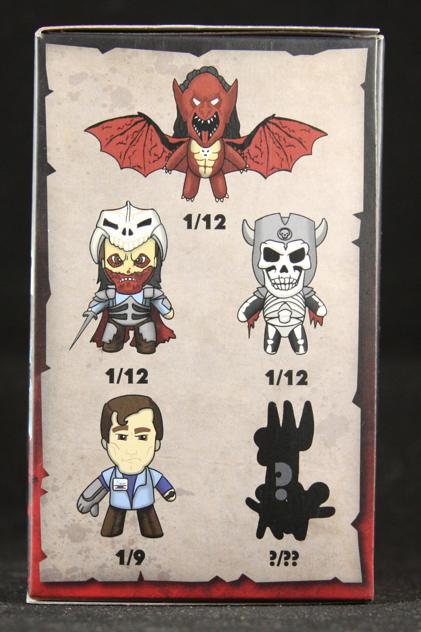 Army Of Darkness Micro Plush Blind Box Blindboxes