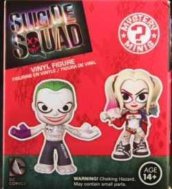 Suicide Squad, Mystery Minis
