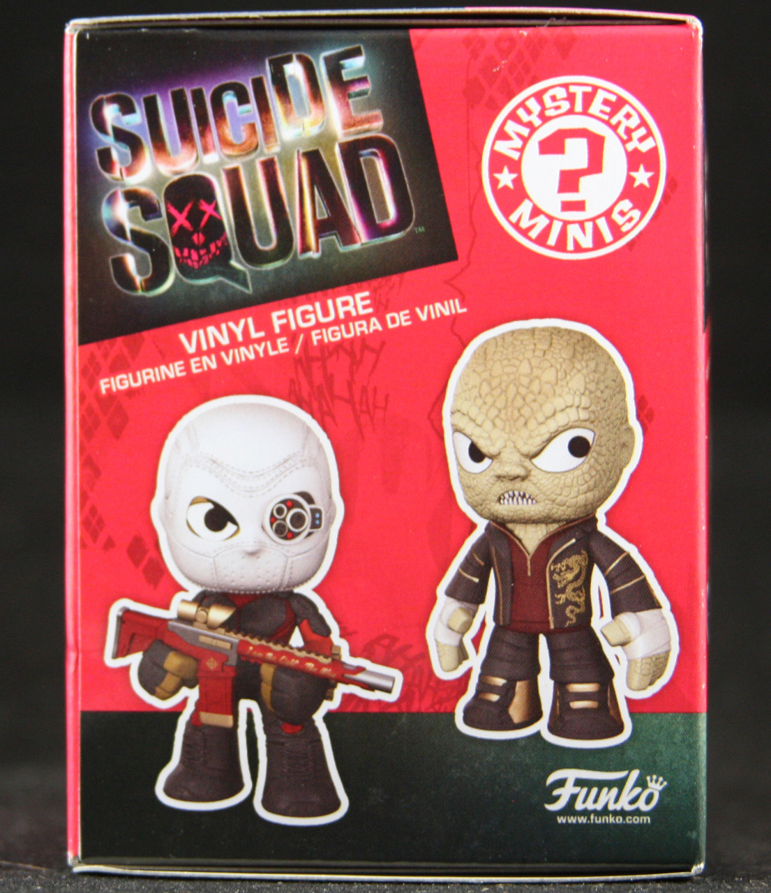 Suicide Squad Mystery Minis Blindboxes