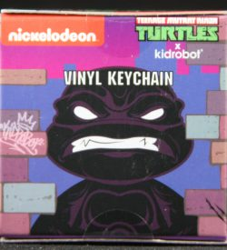 Kidrobot, Teenage Mutant Ninja Turtles Keychains, Blind Box