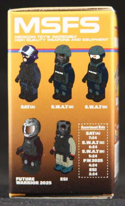Special Forces, Kubrick, Series 3, Blind Box