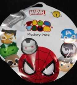 Marvel, Tsum Tsum, Series 1, Mystery Pack