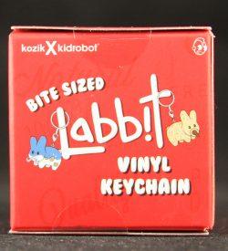 Kidrobot, Labbits, Bite Size Keychains
