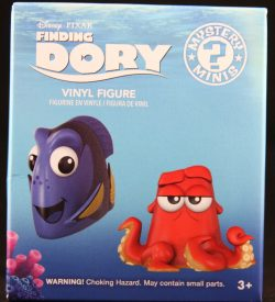 Finding Dory, Mystery Minis