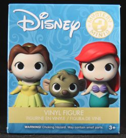 Disney Princesses, Mystery Minis