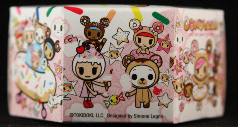 Tokidoki Donutella And Her Sweet Friends Mini Figures