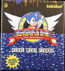 Kidrobot Sonic the Hedgehog