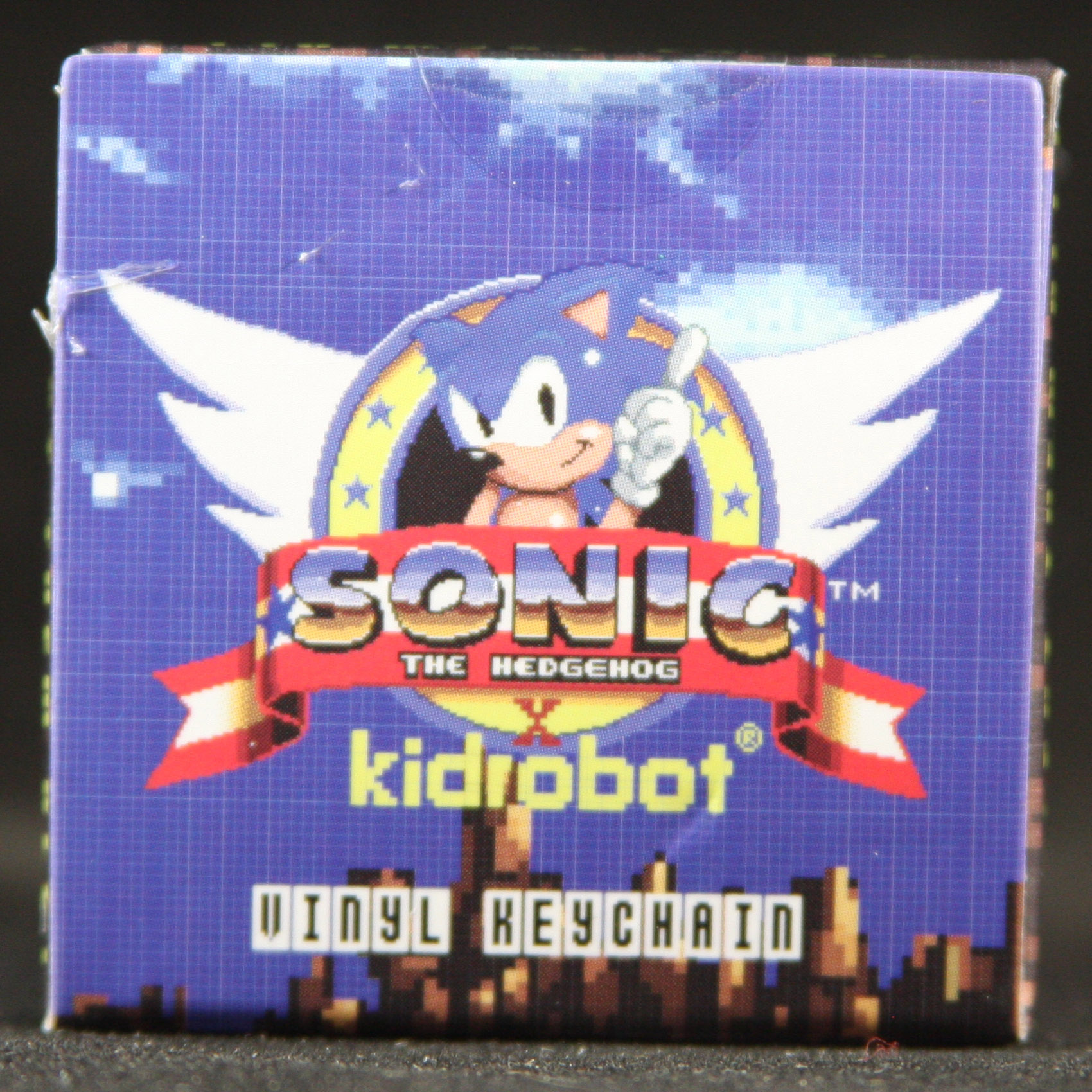 Kidrobot Sonic The Hedgehog Keychain Series Blind Boxed Collectables Blindboxes