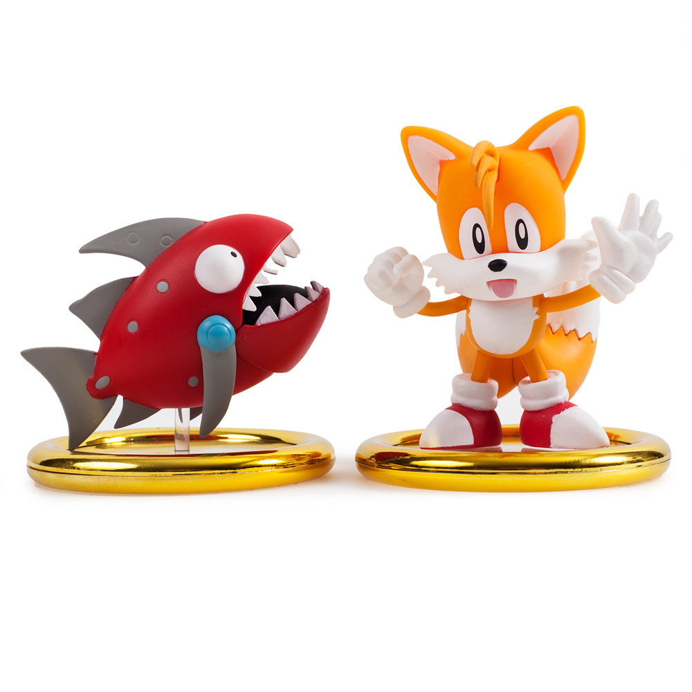 Kidrobot Sonic The Hedgehog Mini Figure Blind Boxed Collectables Blindboxes