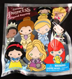 Disney Princes Keychains