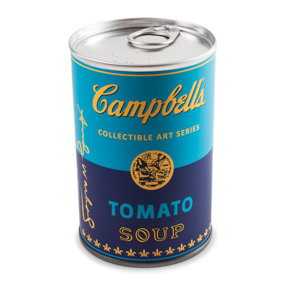 Andy Warhol Campbell Soup Can Blind Boxes By Kidrobot