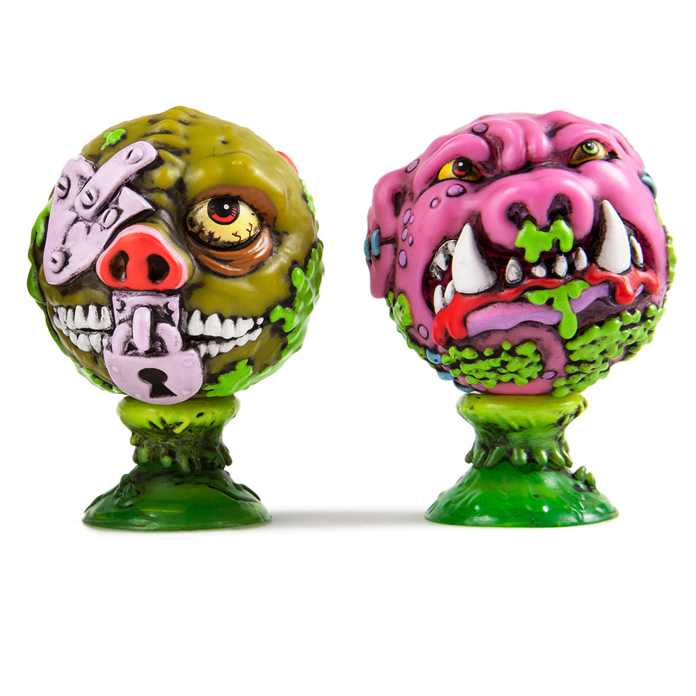 Kidrobot Mad Balls Mini Figures Blind Boxes Collectables