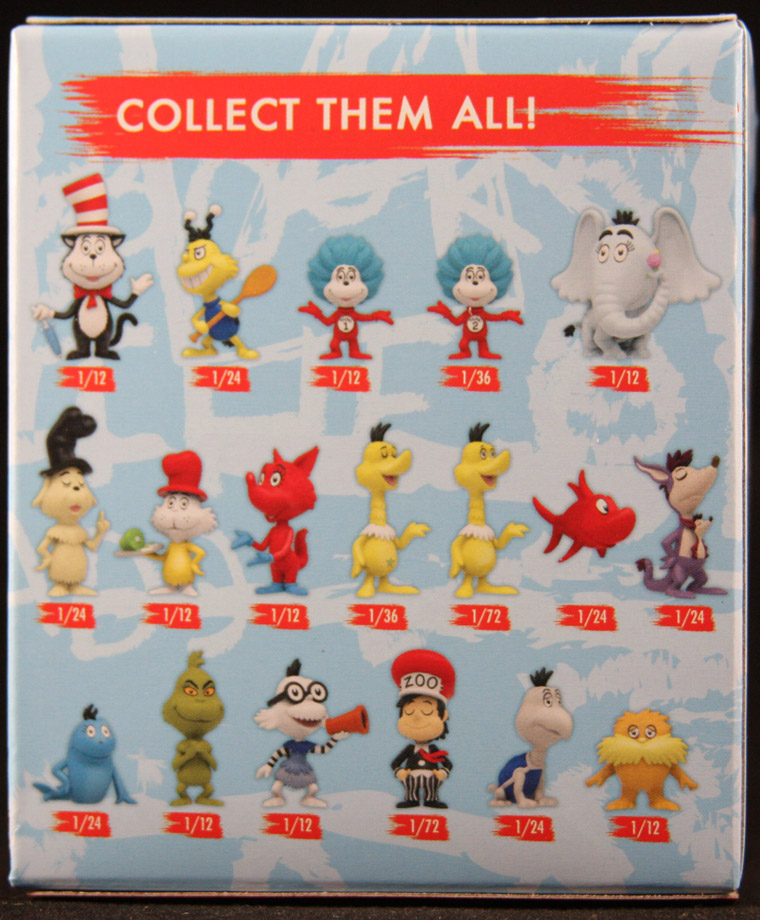 Dr Seuss Mystery Mini Blind Boxes By Funko Blindboxes