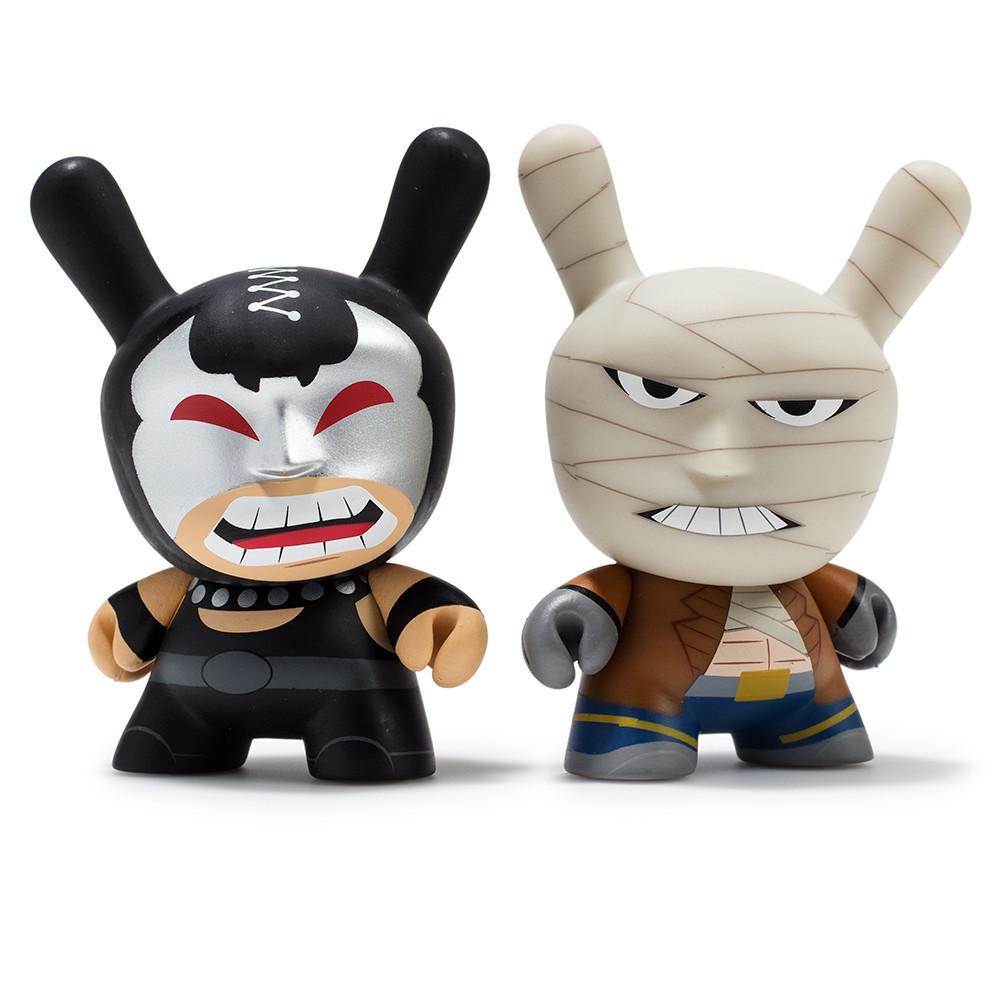 Kidrobot Project 13 Dunny Series Blind Boxes
