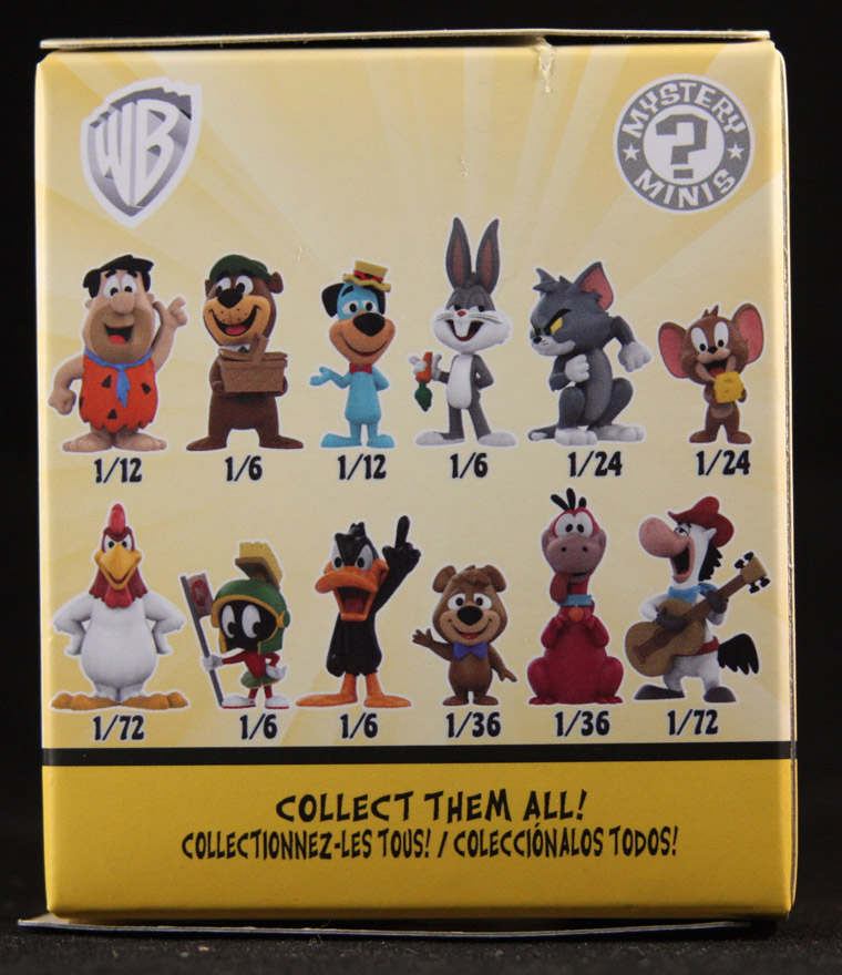Funko Mystery Minis Warner Brothers